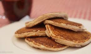 Protein Pancakes With Cottage Cheese by Protein Pancakes With Low Sugar Raspberry Sauce