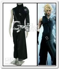 Cloud Strife Halloween Costume Final Fantasy Vii Cloud Strife Cosplay Costume Movie Cosplay