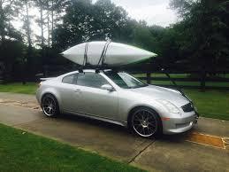 nissan altima kayak rack g35 roof rack best roof 2017