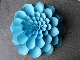 Paper Flower April Paper Flower Youtube