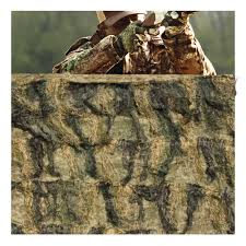 Color Blind Camouflage 5 U0027 X 12 U0027 Ghillie Blind Camouflage Netting Hunting Red Rock