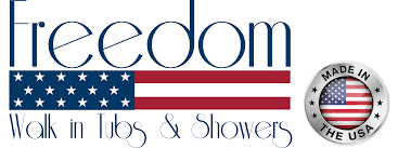 walk in tubs and accessible showers made in the usa freedom walk