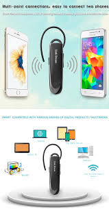 Bluetooth Headset For Desk Phone Original Link Dream Lc B41 Headphones 24 Hrs Talking Time
