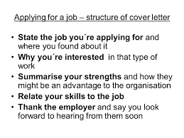 cover letter structure 3 4 mckinsey cover letter structure