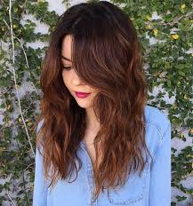 how to achieve dark roots hair style 30 ombre hair with dark roots to chestnut brown styleoholic