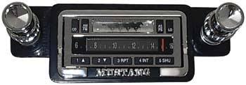 68 mustang radio replica radio for 68 mustang ford mustang forum