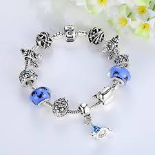 pandora bracelet sets images For the disney loving child in me silver pandora style bracelet jpg