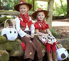 Cowboy Halloween Costume Toddler Toddler Cowboy Costume Pottery Barn Kids