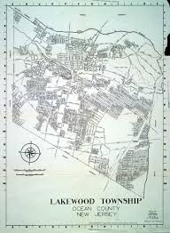 map of lakewood new jersey historical county new jersey maps