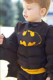 Kids Batman Halloween Costume Divas Diy Superhero Muscle Shirt Diy Batman