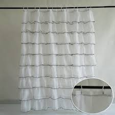 cheap sheer fabric shower curtain find sheer fabric shower