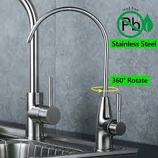 kitchen water faucet touch on kitchen sink faucets mingor single handle