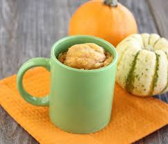 pumpkin cinnamon mug cake kirbie u0027s cravings