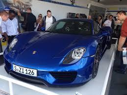 Porsche 918 Blue Flame - img 8166 jpg w u003d1024 u0026h u003d767