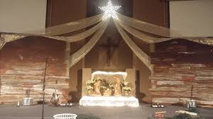 Home Interiors Nativity by Barned Church Stage Design Ideas
