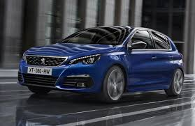 peugeot auto 2018 peugeot 308 gets subtle mid life makeover new diesel and