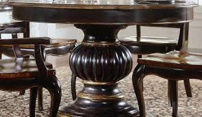 Black Dining Room Table With Leaf Table Unique Round Pedestal Table Small Modern Round Pedestal