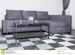 Living Room Furniture Corner Cozy Corner In A Modern Sitting Room Or Living Room With Sofa