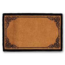 Half Moon Doormat Door Mats Doormat Welcome Mats Frontgate