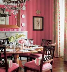 Wallpaper For Dining Room by Modern Interior Design With Stripes Striped Wallpaper And Home