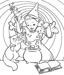 59 halloween coloring sheets images coloring