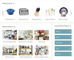 wedding registry website reviews we review wayfair s new wedding registry option