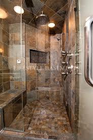 bathroom basement ideas basement shower ideas traditional with within bathroom decor regard