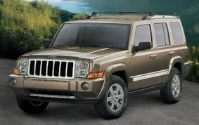 gas mileage for jeep used 2007 jeep commander mpg gas mileage data edmunds