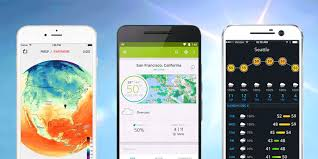 the best weather app for android 10 best weather apps for iphone and android