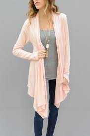 light pink cardigan sweater pink cardigan helps you style with grace cottageartcreations com