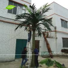 outdoor palm tree l apm010 gnw artificial coconut tree 15ft high for landscaping