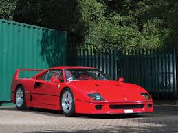 f40 auction rm sotheby s 1988 f40
