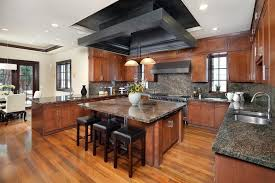 granite kitchen island 57 luxury kitchen island designs pictures designing idea