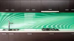 glass backsplash sea tiles effect inspiration tiles u0026