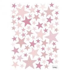 stickers étoile chambre bébé stickers etoile stickers roses chambre bébé fille