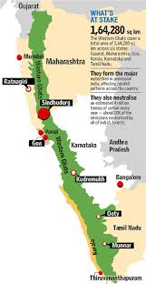 Why Do Western Maps Shrink by Why India Must Protect The Western Ghats From Getting Lost India
