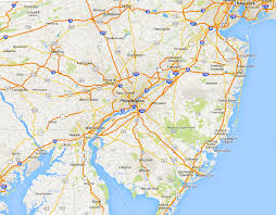 Zip Code Map Of Philadelphia by Two Way Radios Philadelphia Can Count On Pdvwireless Coverage