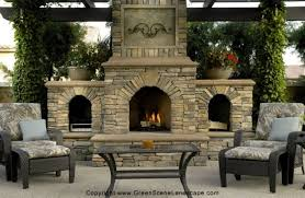 Backyard Grill Ideas Ideas For Outdoor Fireplace And Grill