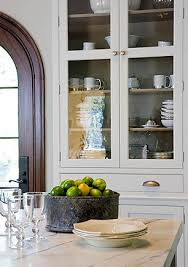 Glass Cabinet For Kitchen 157 Best Glass Cabinets Images On Pinterest Glass Cabinets
