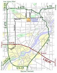 Toledo Map No Title