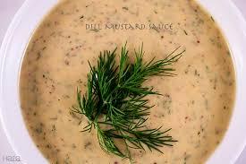 dill mustard dill mustard sauce