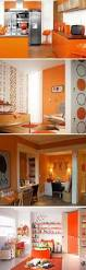 Orange Interior Orange Rooms U2013 Fresh As A Citrus Artworks Home And Colors