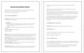 lease agreement template farm land ayo ngopi