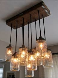 Bulb Light Fixture Fabulous Ideas For Jars Kitchens Bulbs And Lights