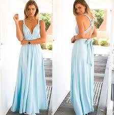 2016 summer women maxi dress red beach long dress multiway