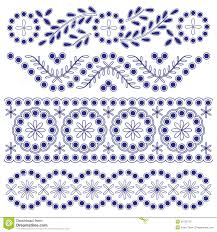 floral ornament borders from 27 million high