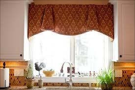 Walmart Kitchen Curtains Kitchen Kitchen Window Valances Curtains For Kitchen Window