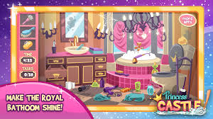princess room cleanup games android apps on google play
