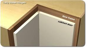 lazy susan cabinet hinge cabinet door hinges