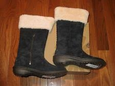 ugg womens karyn boot ugg australia suede lace up mid calf boots for ebay